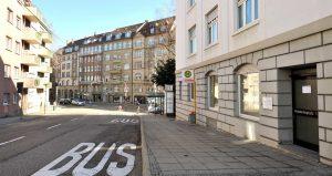 Hausarztpraxis Stuttgart Mitte Hölderlinplatz